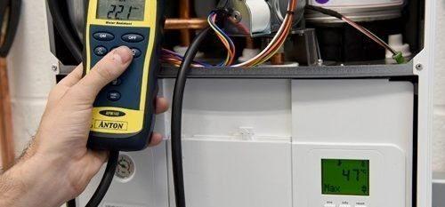 reparaciones de calderas de gas